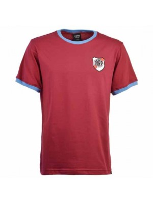 Riverplate 12Th Man - Maroon/Sky Ringer