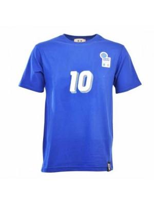 Italy 10 & 12th Man T-Shirt - Royal