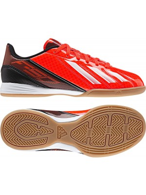 F10 IN Messi indoor shoes - youth - red