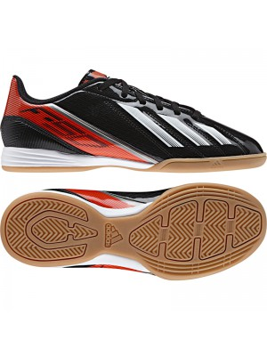 F10 Indoor Shoes Junior - Black