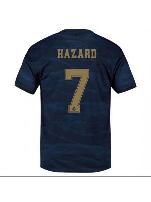 Real Madrid Away Jersey 19/20 - Youth - Hazard 7