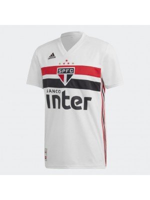 Sao Paulo FC home jersey - mens