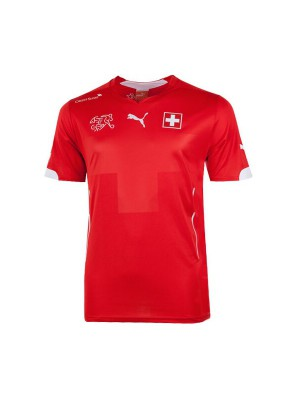 Switzerland home jersey world cup 2014
