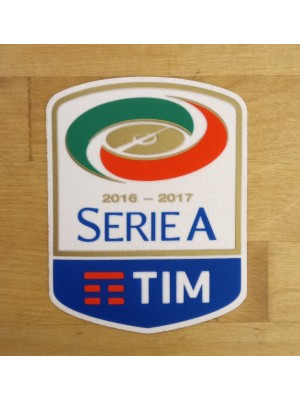 Serie A 2016/17 - badge