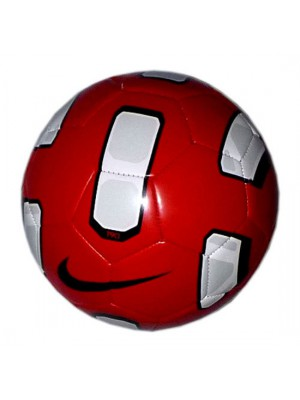 T90 pitch soccer ball - red