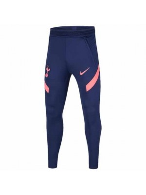 Tottenham Hotspur Kids Navy Strike Training Pants 2020/21