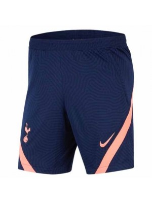 Tottenham Hotspur Navy Strike Training Shorts 2020/21