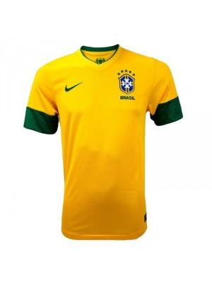 Brazil home jersey 2013/14