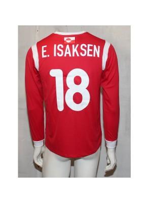 Greenland home jersey L/S - Isaksen 18
