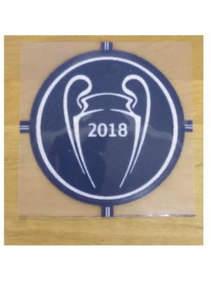 UEFA StarBall UCL Winners 2018 Sleeve Badge - adult