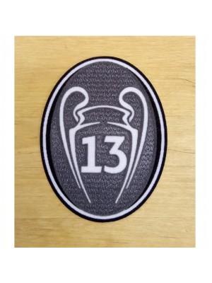 UEFA Badge of Honors BoH 13 Cups - adults