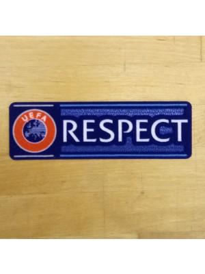 UEFA Respect Sleeve Badge 2012-XXX - adult