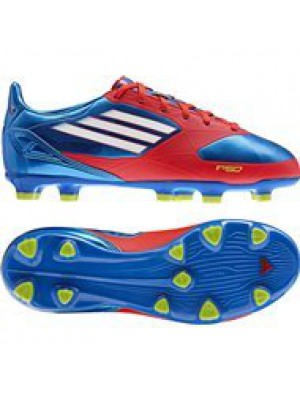F30 FG J Messi firm ground boots - youth - blue