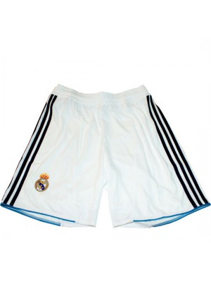 Real Madrid home shorts 2012/13 - youth