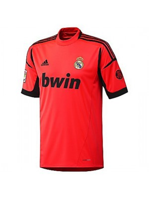Real Madrid goalie home jersey 2012/13 - red
