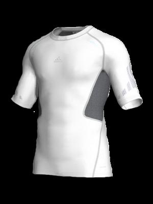 compression shirt - white