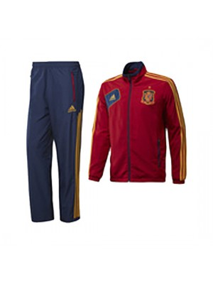 Spain track suit EURO 2012 - youth