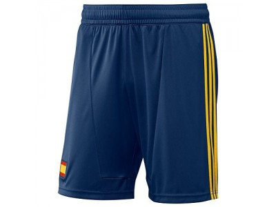Spain home shorts 2012 youth