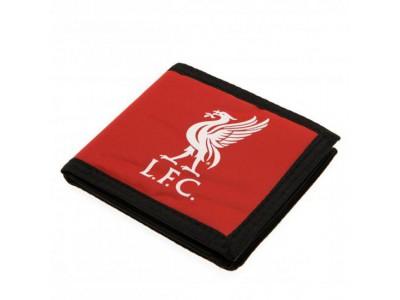 Liverpool FC Canvas Wallet