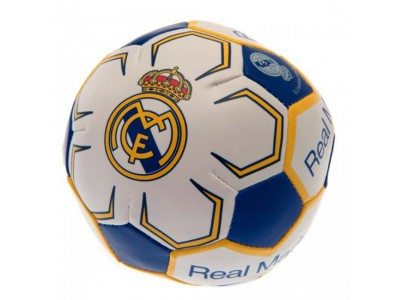 Real Madrid FC 4 inch Soft Ball