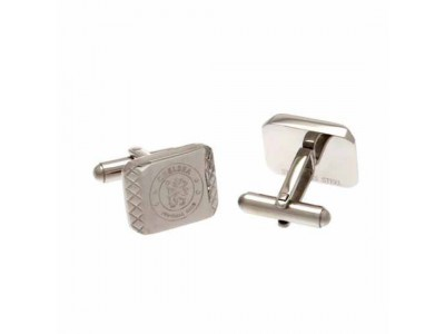 Chelsea FC Stainless Steel Cufflinks PT