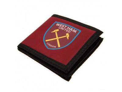 West Ham United FC Canvas Wallet