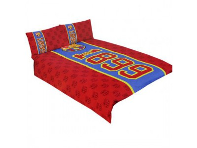 FC Barcelona Double Duvet Set ES