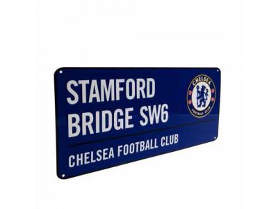 Chelsea FC Street Sign BL