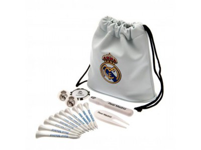 Real Madrid FC Tote Bag Golf Gift Set