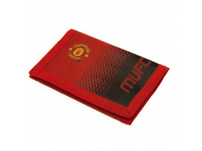 Manchester United FC Nylon Wallet
