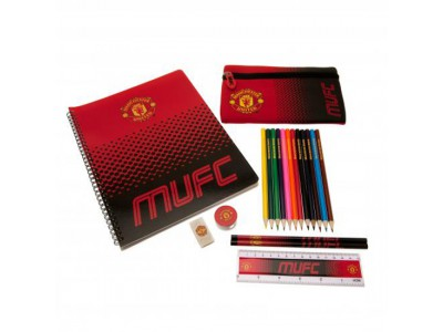 Manchester United FC Ultimate Stationery Set FD