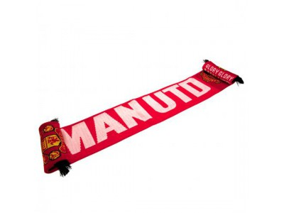 Manchester United FC Scarf GG