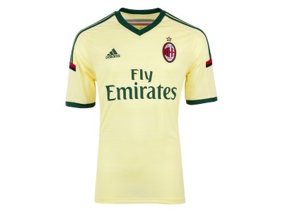 AC Milan Third Jersey 2014/15 - Youth