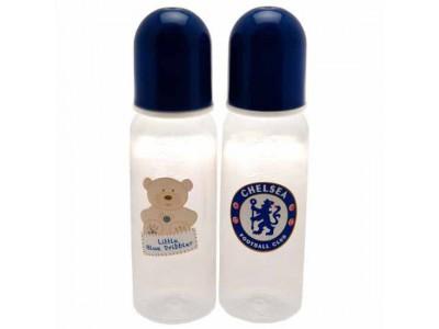Chelsea FC 2pk Feeding Bottles