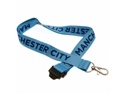 Manchester City FC Lanyard