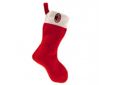 AC Milan Supersoft Christmas Stocking