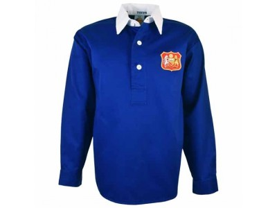 Manchester United 1948 FA Cup Final Retro Football Shirt