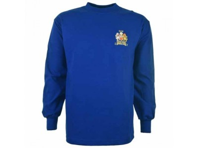 Manchester United 1968 European Cup Final Football Shirt