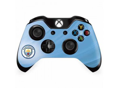 Manchester City FC Xbox One Controller Skin