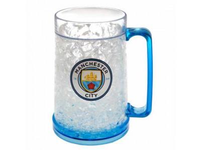 Manchester City FC Freezer Mug