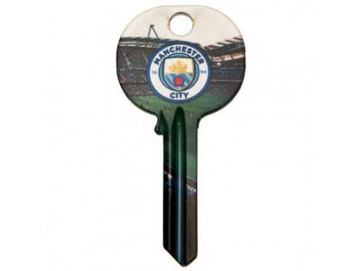 Manchester City FC Door Key