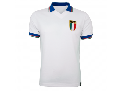 Italy Away World Cup 1982 Retro Shirt