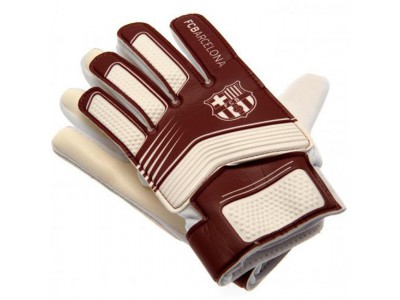FC Barcelona Goalkeeper Gloves Yths