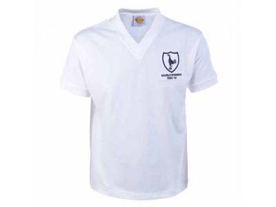 Tottenham Hotspur 1961 Double Winners Retro Football Shirt