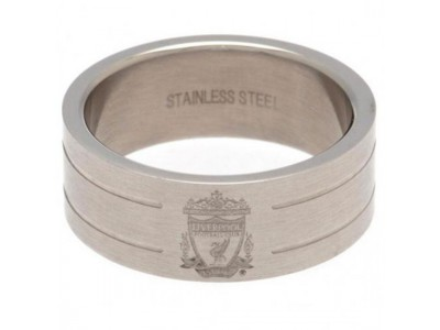 Liverpool FC Stripe Ring Small