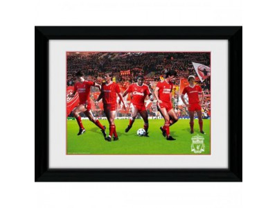 Liverpool FC Picture Legends 16 x 12