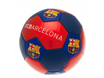 FC Barcelona Nuskin Football Size 5