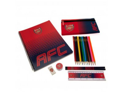 Arsenal FC Ultimate Stationery Set FD