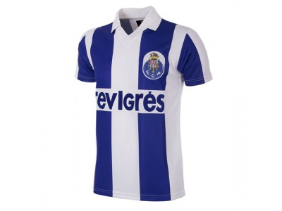 FC Porto 1986/87 Retro Football Shirt - by Copa