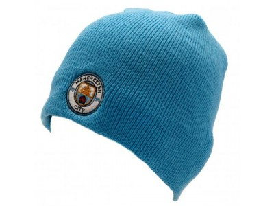 Manchester City FC Knitted Hat SK